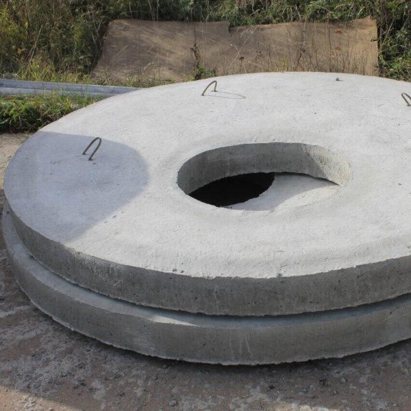 2.5. Плиты перекрытия . крышки (12-15)