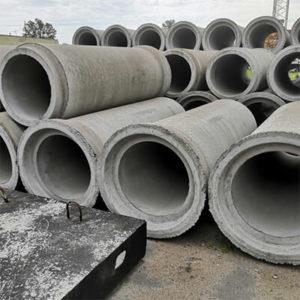 трубы бетонные